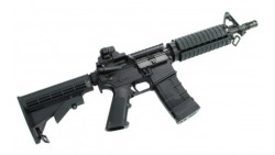 KJ Works M4 CQB Gas Blow Back Rifle (TANIO KOBA VERSION 2)