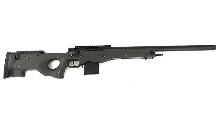 Tokyo Marui L96 AWS Air Cocking Sniper Rifle Airsoft (Olive Drab)