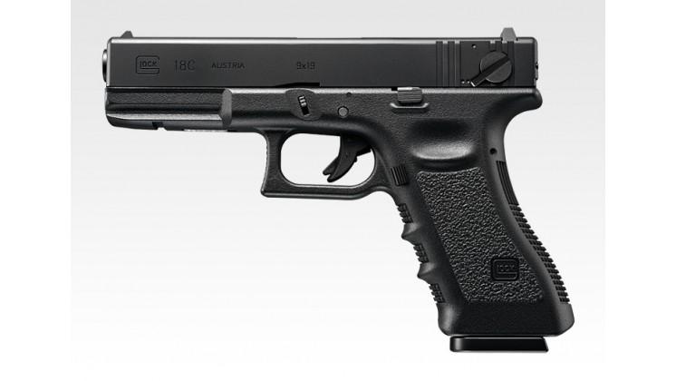 Tokyo Marui Model 18C Gas Blowback Pistol