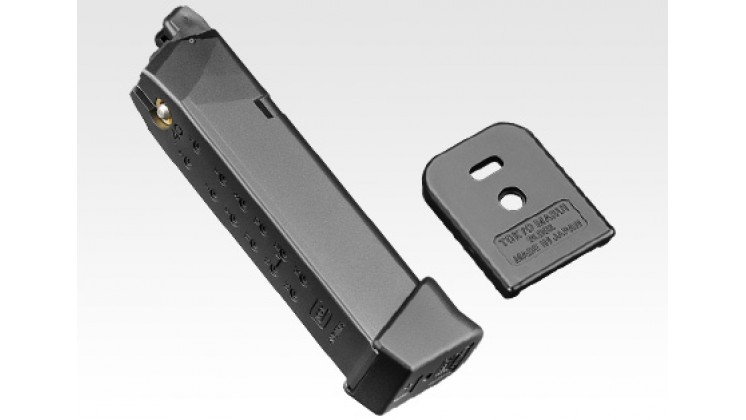 Tokyo Marui 25rds Magazine for Model 22 GBB Pistol (Also match: 17/18C/34)
